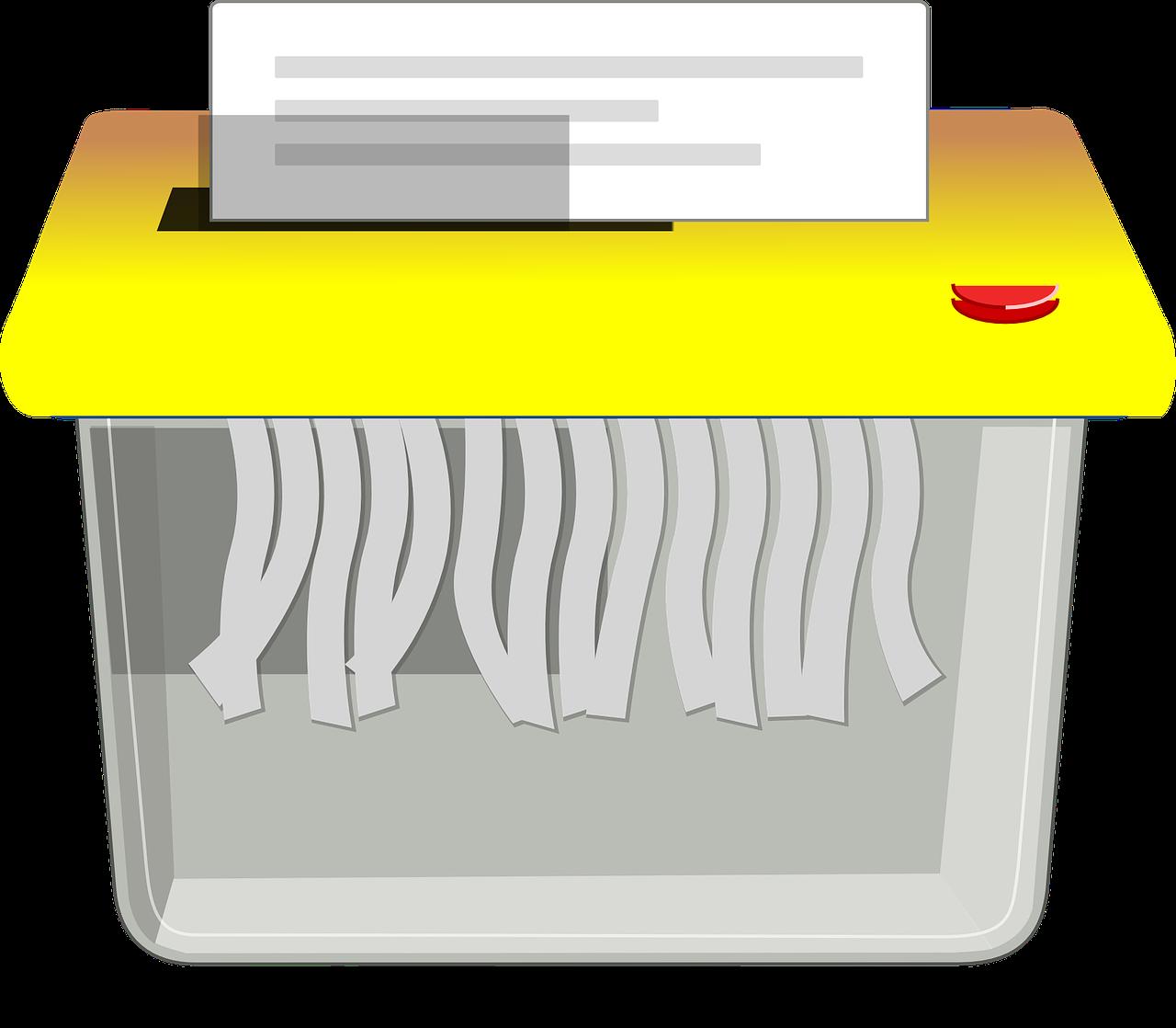 Bezpieczeństwo dokumentów w firmie – niszczarki dokumentów, niszczarka do papieru